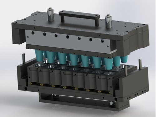 Plastic thermoforming tooling