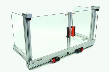 Polycarbonate machine guard