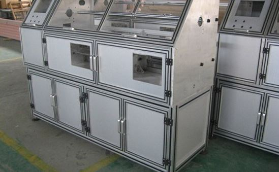 Machine Guard made from Polycarbonate
