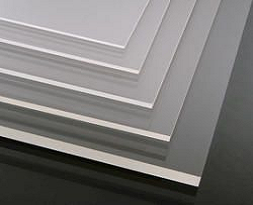 Colorless Perspex Sheet