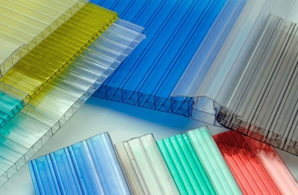 Coloured Polycarbonate Sheets