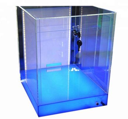 custom glass display cases access displays