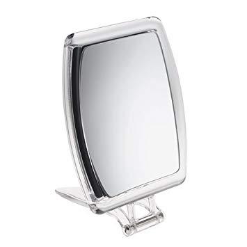 Foldable acrylic mirror