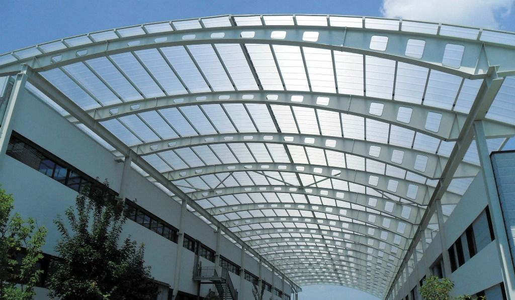 Polycarbonate Sheets Roofing