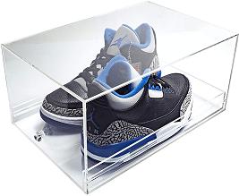 Acrylic Shoe Box