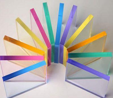 Rainbow Cast Prismatic Acrylic Sheet