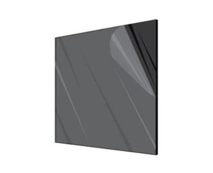 Decorative Texture Prismatic Acrylic Sheet