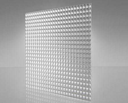 Prismatic Acrylic Sheet For LGP