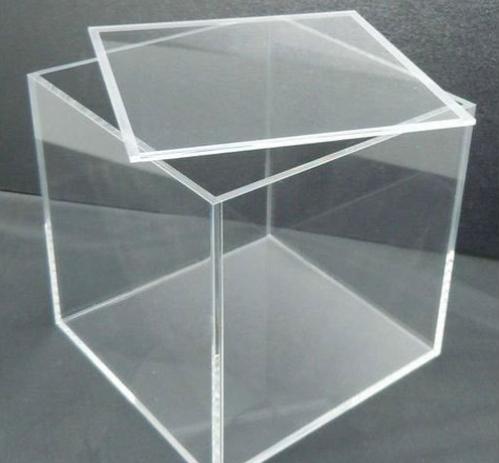 Clear Acrylic Box