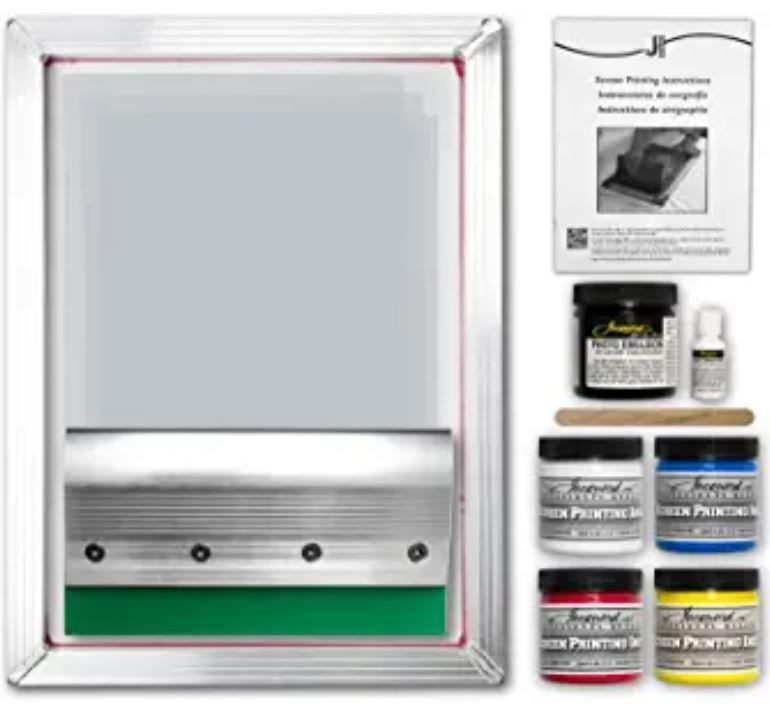 Screen Printing Acrylic Wishing Wells