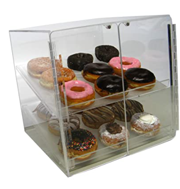 Acrylic Box for storing food items