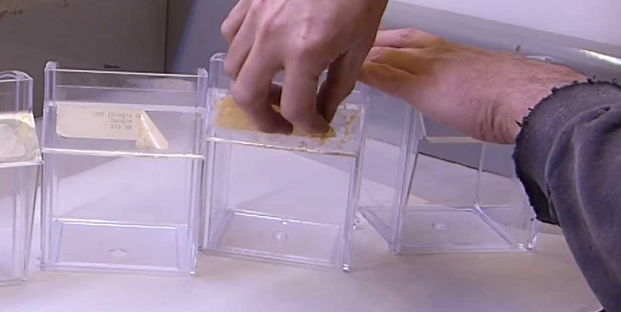 Cleaning Clear Acrylic Boxes
