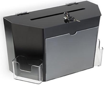 Ballot Suggestion Box With Lock