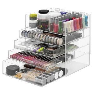 Makeup Organizer Drawers (7)
